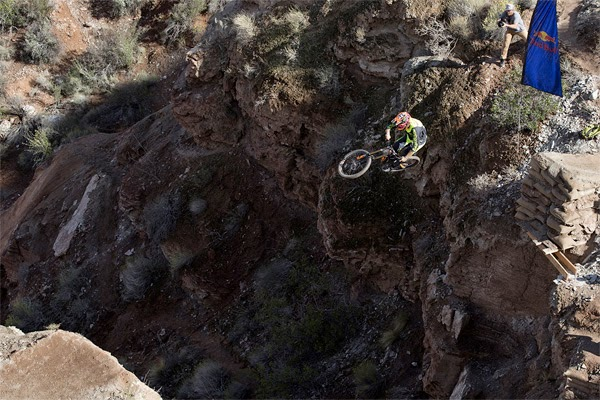 2014 Red Bull Rampage Final Run Highlights