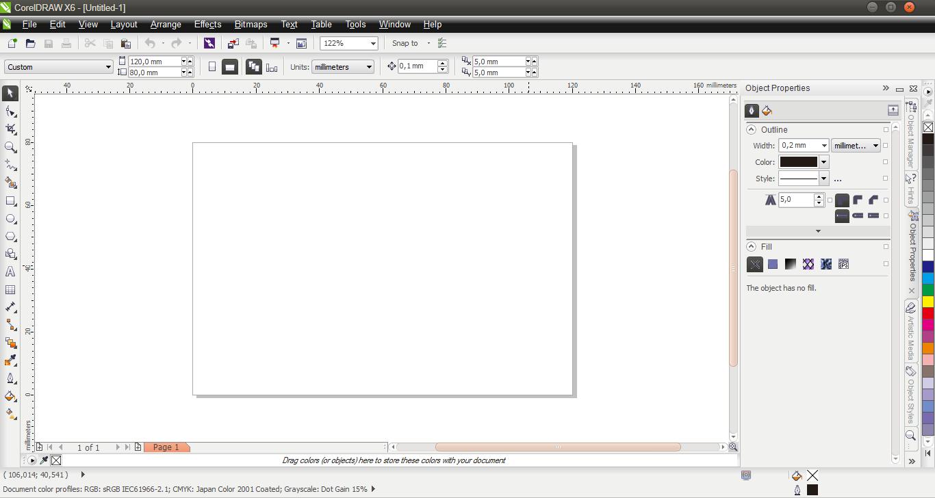 Free Download Corel Draw Graphics Suite X6 Full | Belajar