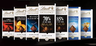 Free Lindt Chocolate Bars