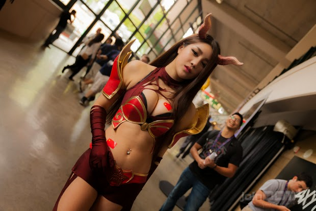 Giny Guo Cosplay