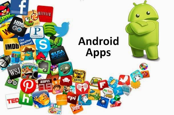 20 Best Free And Most Downloaded Apps From Google Play Store On Android Devices in 2014