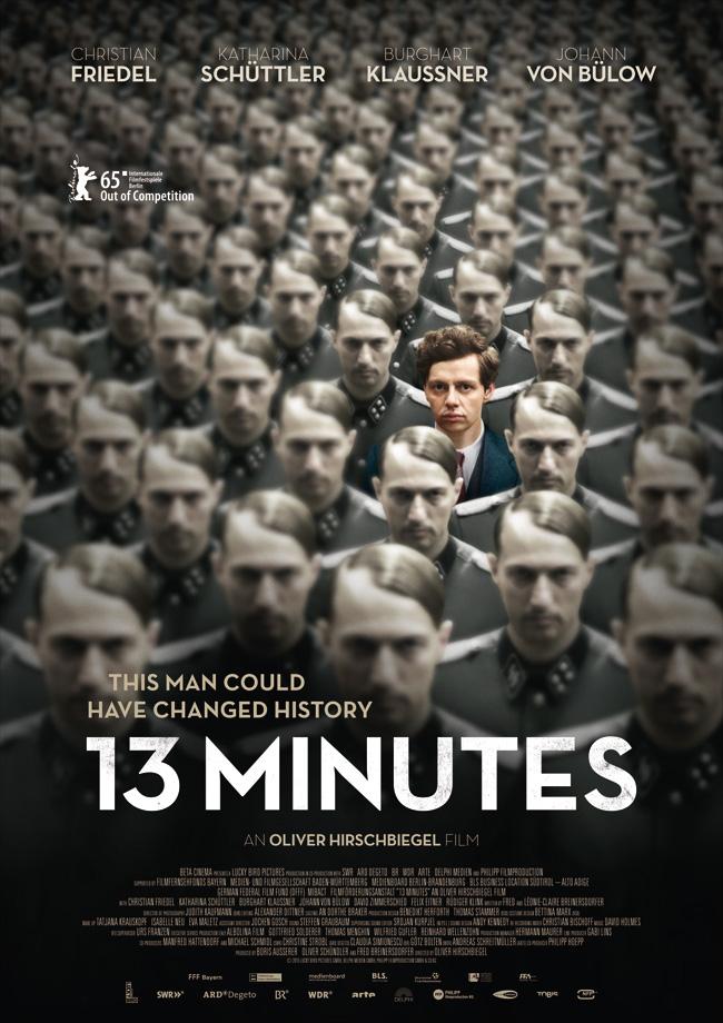 13 minutos   (Elser)