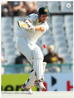 Ed-Cowan-INDIA-v-AUSTRALIA-3rd-TEST