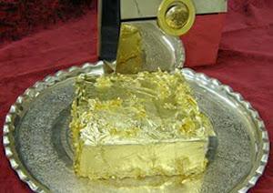 Sultans Golden Cake, 1.000 δολάρια/μερίδα