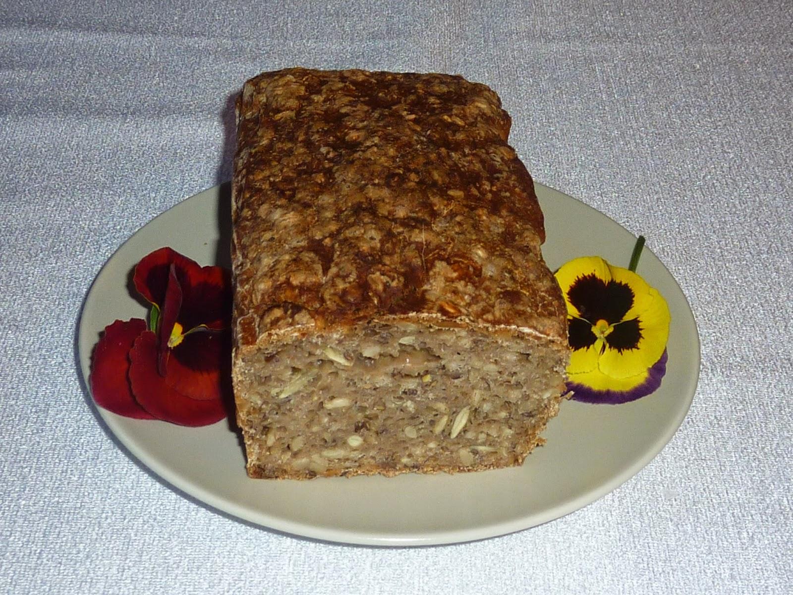 Chleb na zakwasie :-)