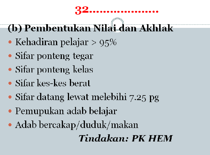 KPI HEM 2