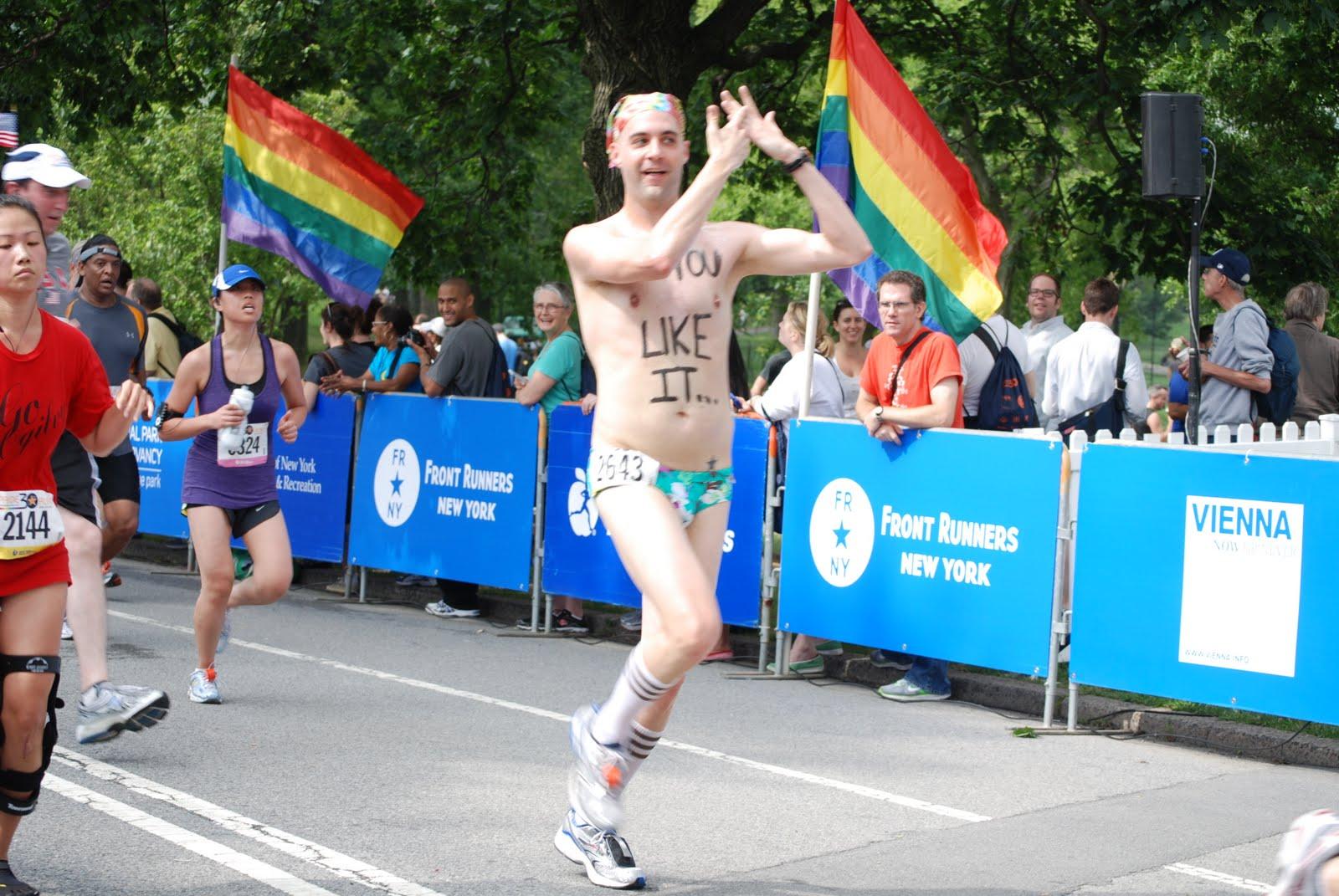 Gay runners nyc