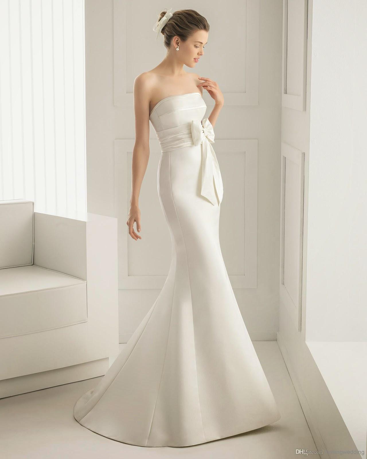 Bridal Wedding Gowns Fashion The Best 2015 Mermaid