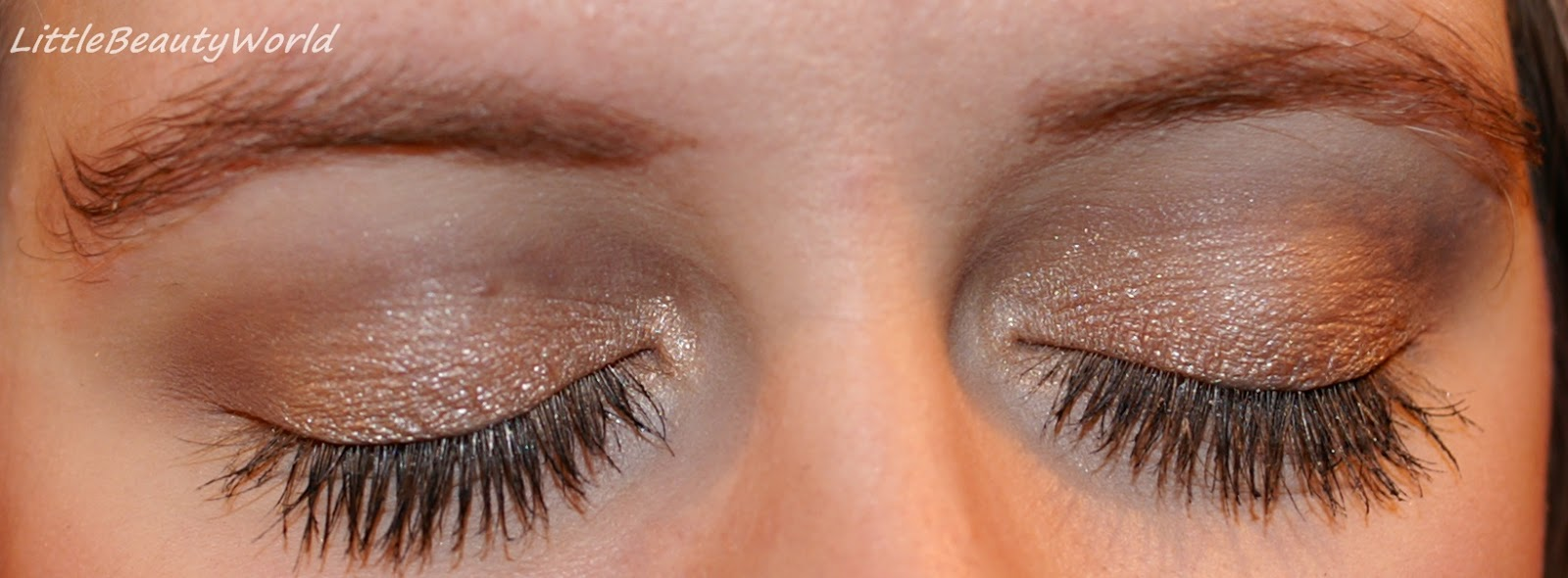 Make Up Look mit Our Little Beautyworld