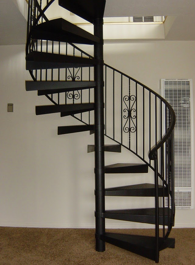 Spiral Staircase Design Calculation Ayanahouse