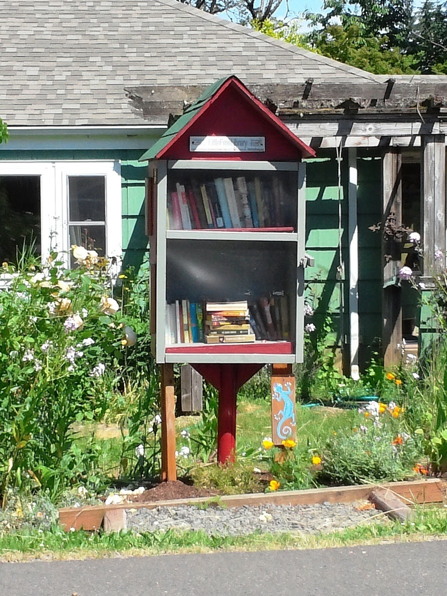 Sw Oregon Architect Eugene S Little Free Libraries