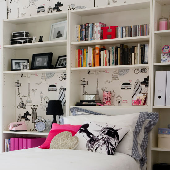 Slices of beauty sleepy head beauty teenage girl bedroom Teenage small bedroom ideas uk