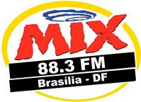 ouvir a Rádio Mix FM 88,3 ao vivo e online Brasília DF