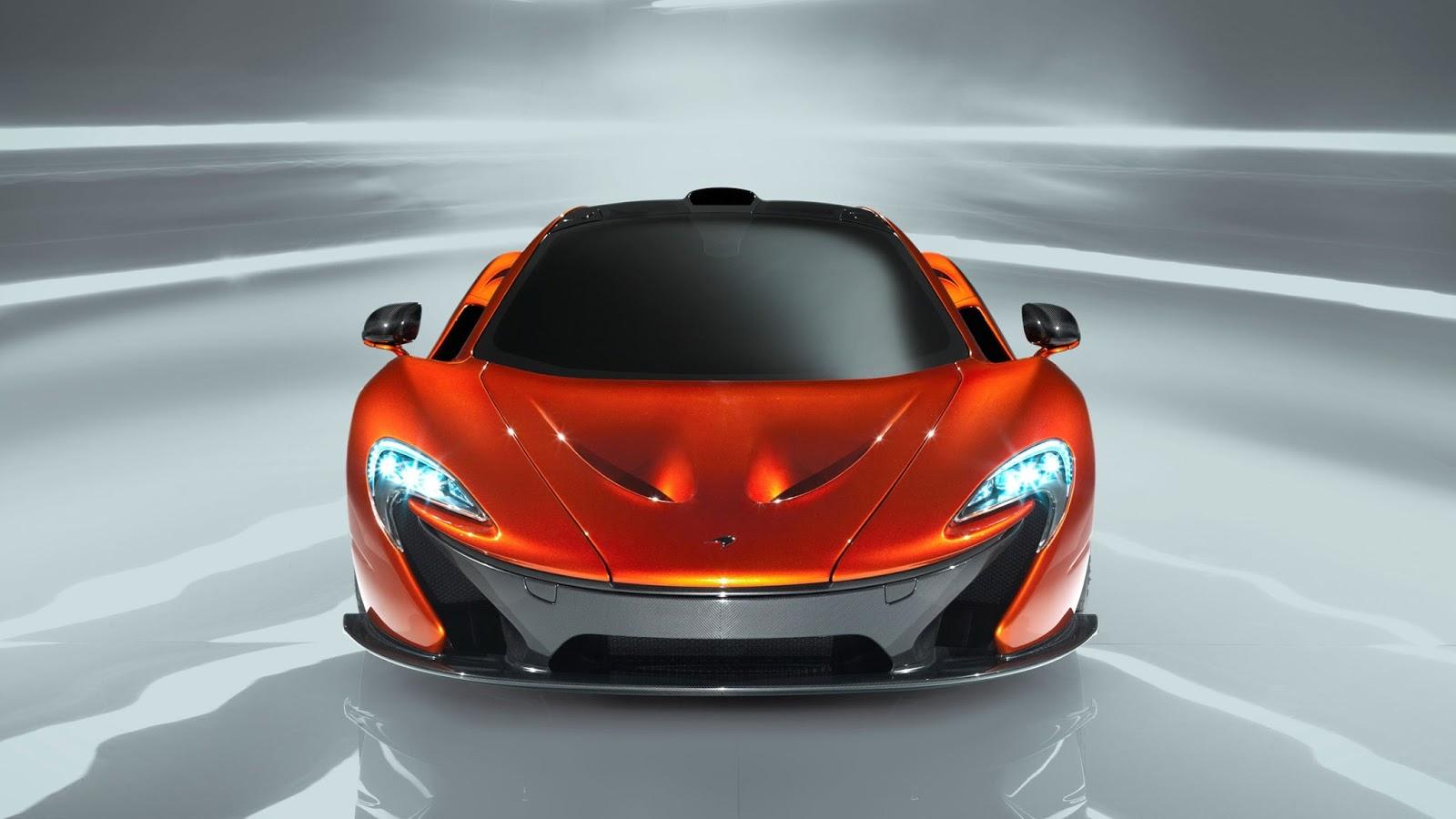 2014 McLaren P1 Pictures