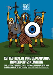 XVI Festival de Cine de Pamplona-Iruñeko XVI Zinemaldia