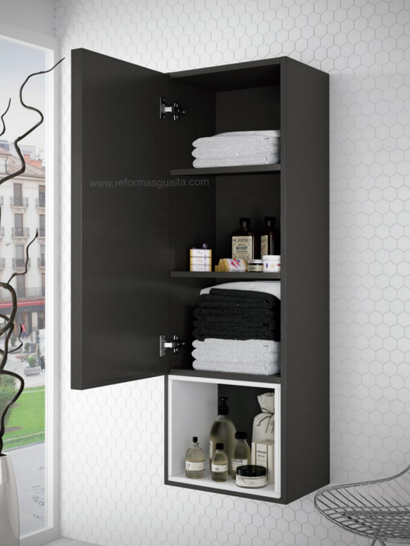althair: mueble baño modular y a medida ~ reformas guaita - Muebles Toalleros Para Banos