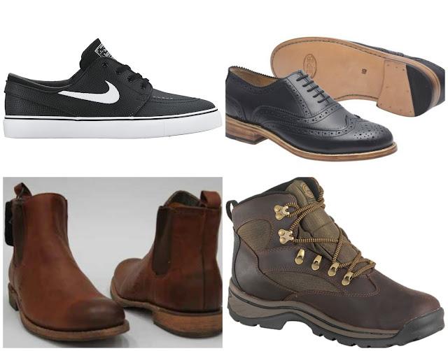 Winter Footwear Trends For 15/16