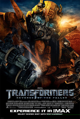 Transformers 2: Revenge of the Fallen (2009) BRRip Mediafire