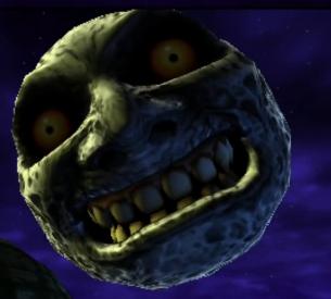 The Legend of Zelda: Majora's Mask 3D Moon