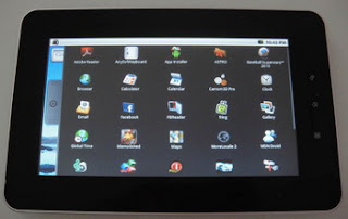 CherryPad is a 7-Inch sub-$200 Android 2.1 3D Tablet Computer