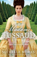 Cover of Madame Tussaud by Michelle Moran