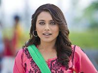 Bollywood Beauty Rani Mukerji Wallpapers Gallery