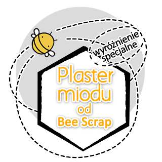 Wyróżnienie w Bee Scrap