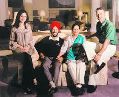 Milkha singh: milkha singh family photo