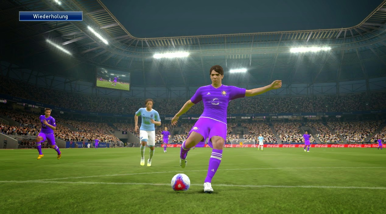 PES 2015 Patch Terbaru dari PESGalaxy Patch 4.0 AIO