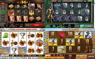 progressive slots games