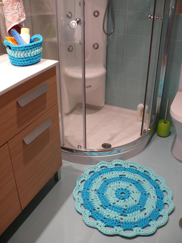 Salitre y papel alfombras para el ba o - Alfombras de bano ...