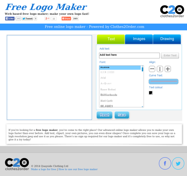 25 Best Online Logo Maker Free and Premium