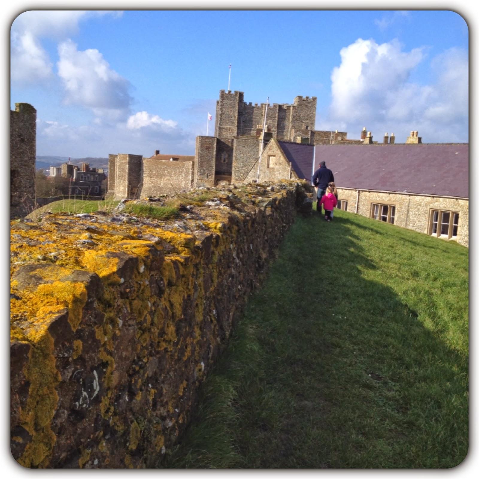 Exploring dover castle