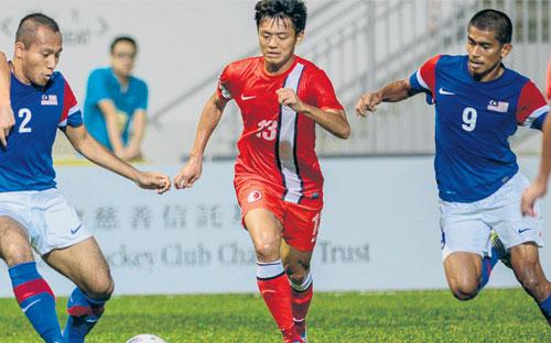 Kèo thơm chính xác Malaysia vs Hong Kong