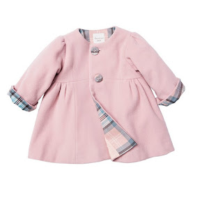 Princess Charlotte wore a pink sweater by The White Company, Princess Charlotte wore a hat by Spanish brand, Irulea