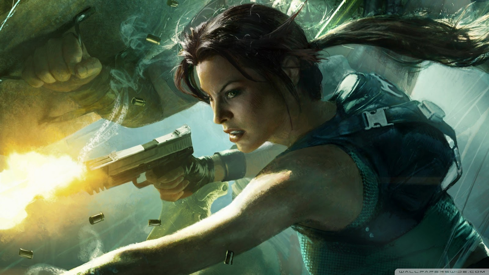 Tomb Raider HD & Widescreen Wallpaper 0.279101653262815