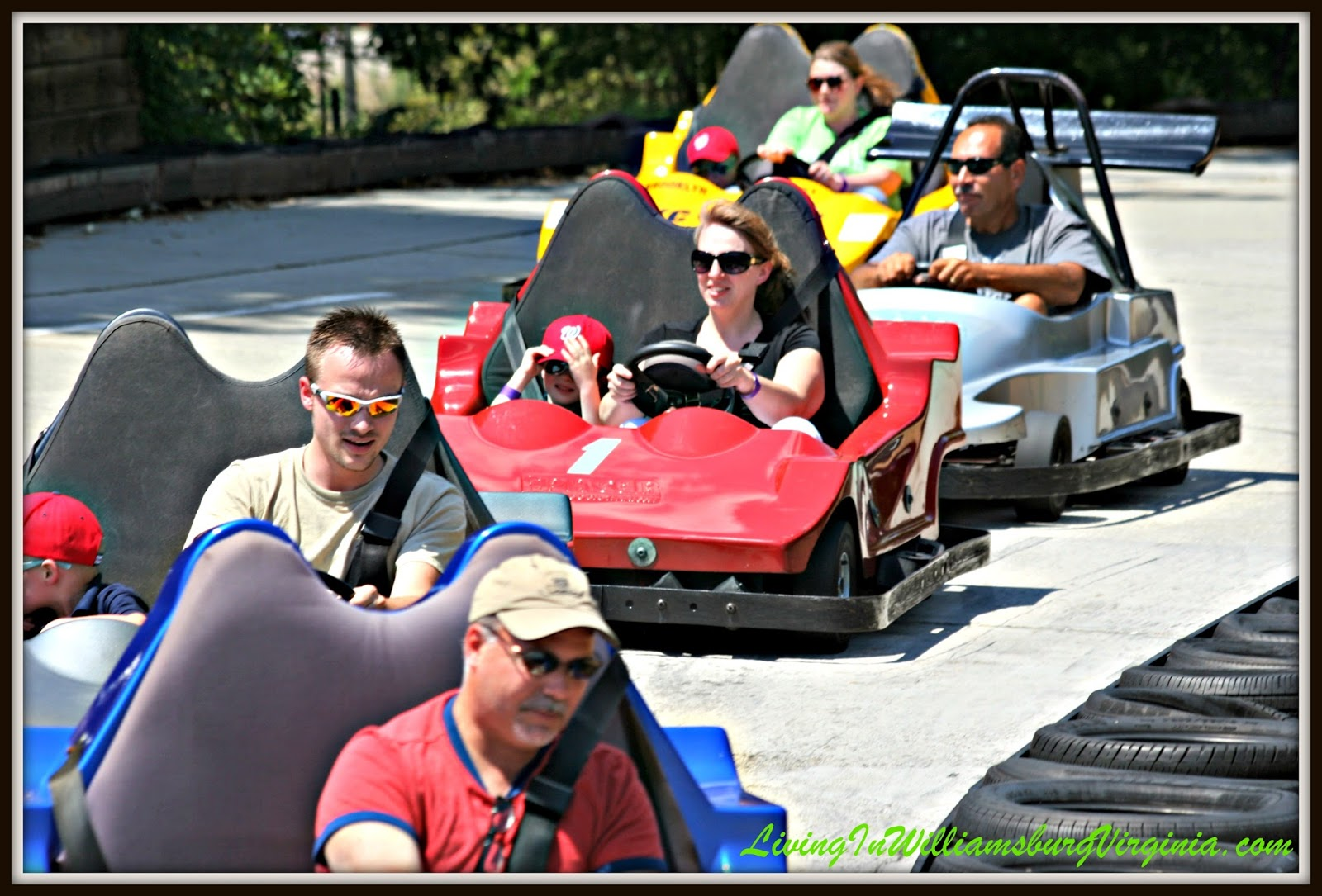 Image Result For Busch Gardens Go Karts
