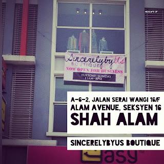 kedai shawl sincerelybyus shah alam