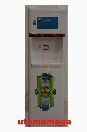Dispenser Denpoo Galon Atas Bawah Produk Baru Hemat