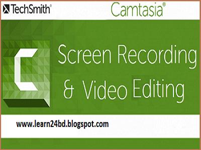 Camtasia Studio 8.5.0.1954 Full Version | Screen Recording & Video Editing Software