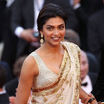 Deepika Padukone Looks Hot in Rohit Bal's Saree at Cannes Film Festival 'On Tour' Premier