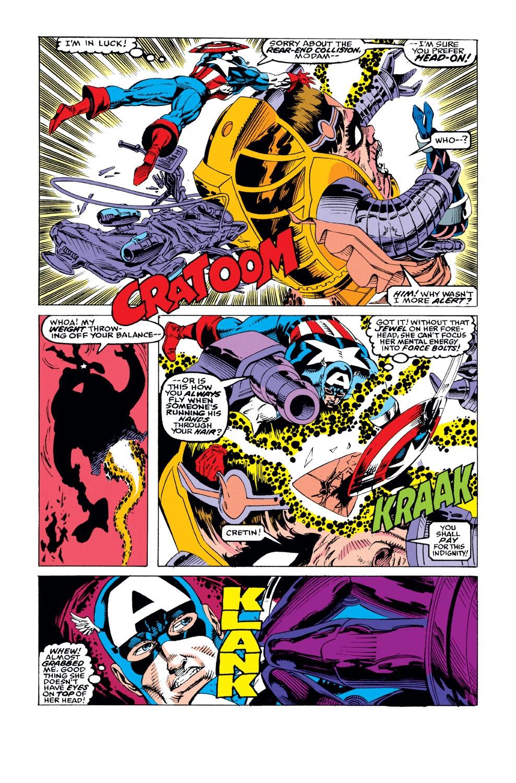 Captain America (1968) Issue #413 #362 - English 21