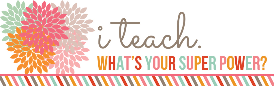I Teach.  What&#39;s your super power?