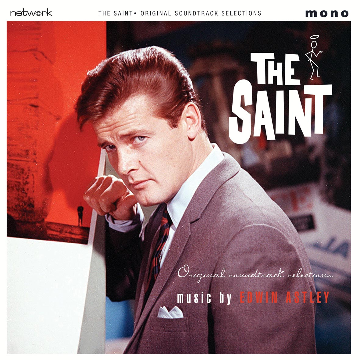 Edwin Astley - The Saint / Secret Agent - Original Music From The TV Series