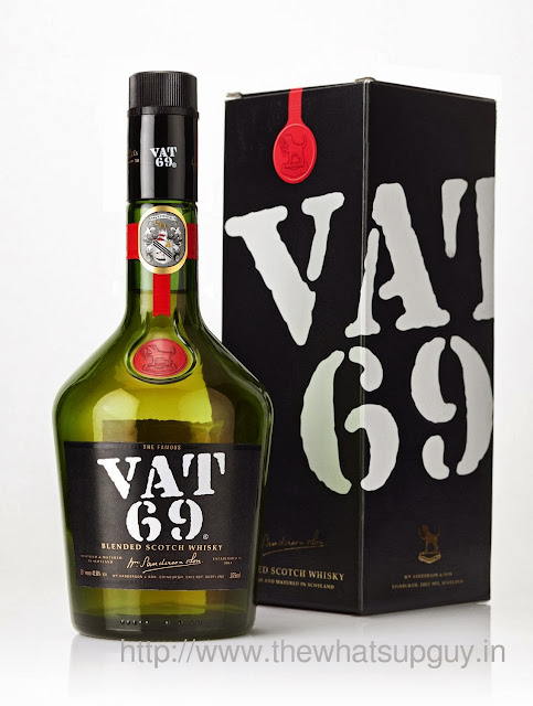 VAT 69 Scotch Whiskey