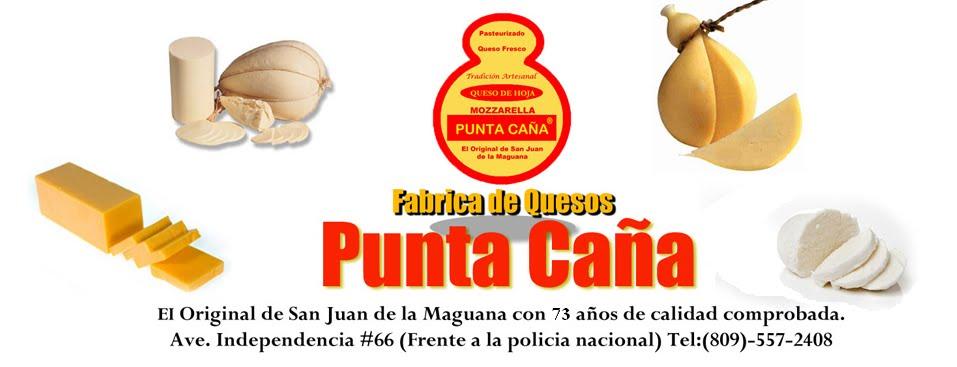 Quesos Punta Caña