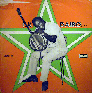 I.K. Dairo & his Blue Spots -Everybody prefers Dairo Star,Dairo Star 1976