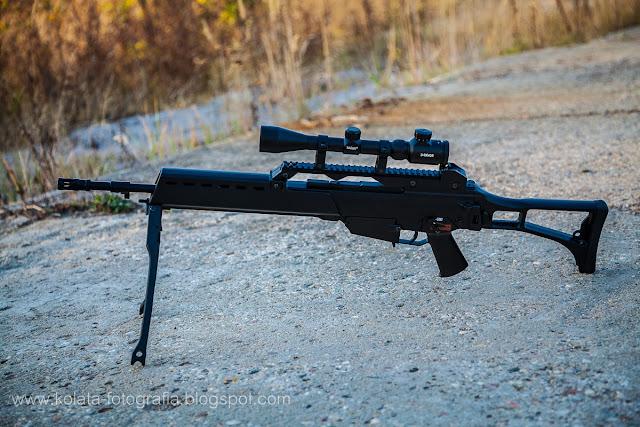 G36 karabinek ASG airsoft Polska