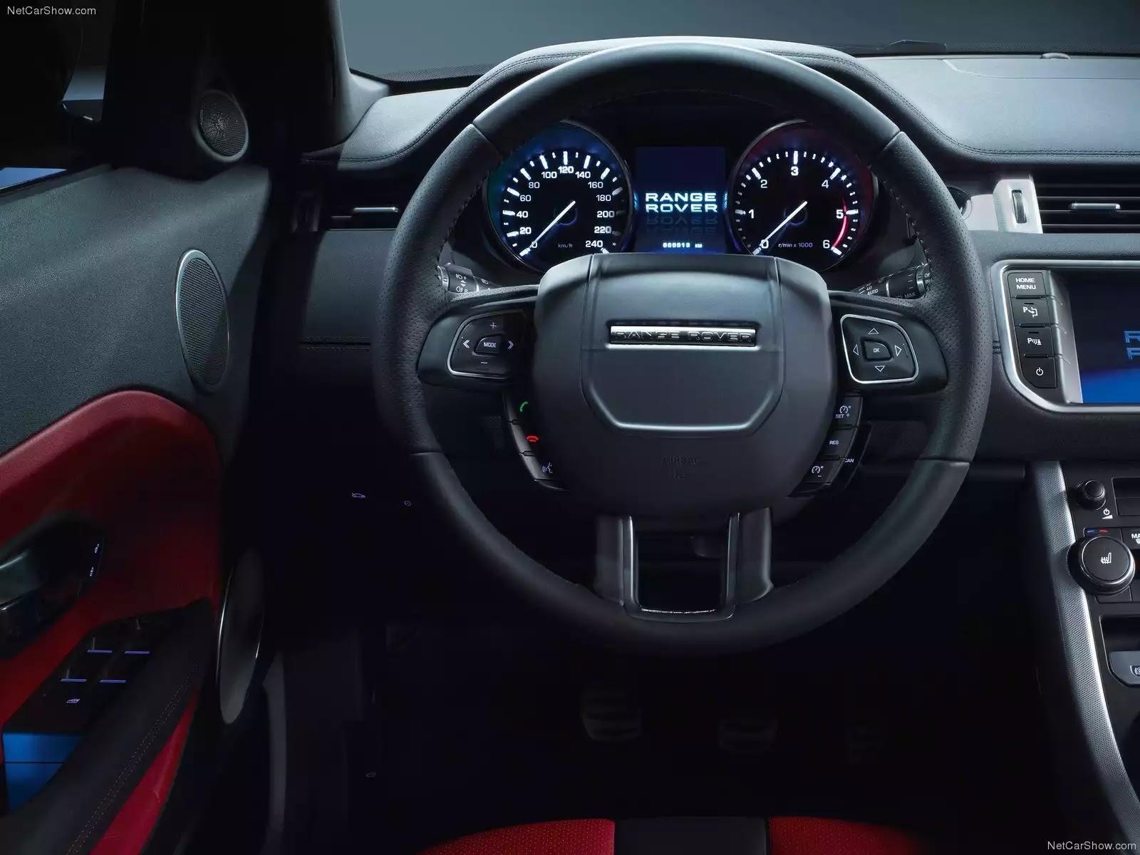 Hình ảnh xe ô tô Land Rover Range Rover Evoque 5-door 2012 & nội ngoại thất