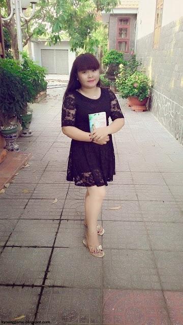 Thí sinh dự thi Nữ Hoàng Cổ Động Nguyễn Thị Thùy Linh 2